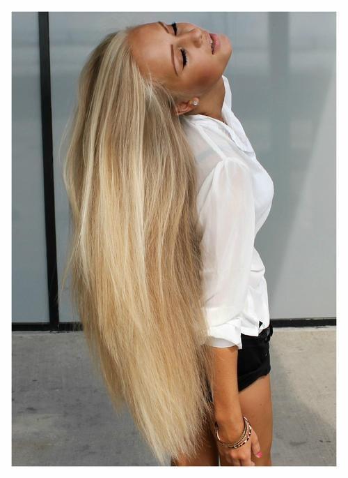 Long Beautiful Hair