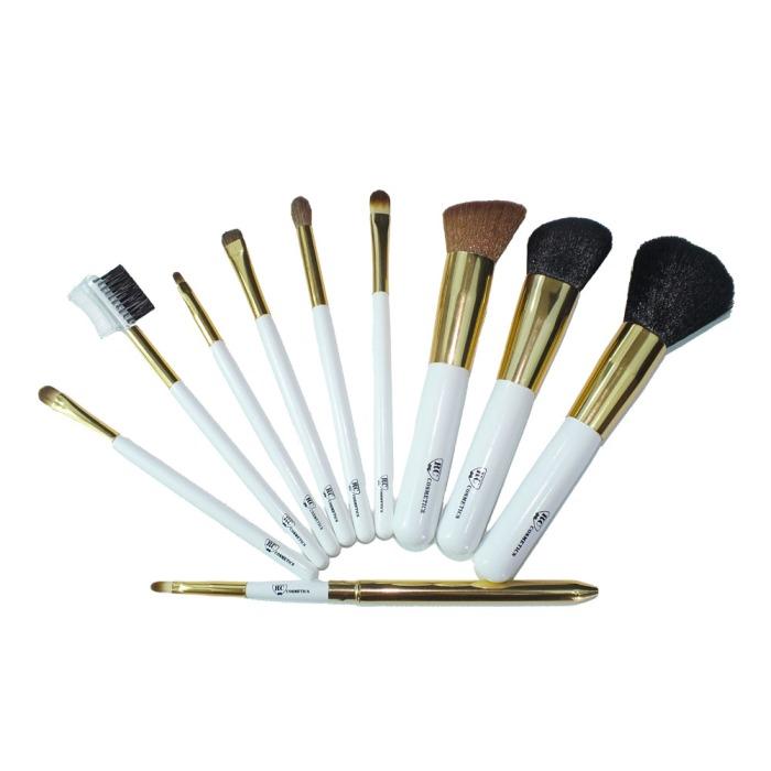 Pro Perfect 10 Brush Set  RC Cosmetics