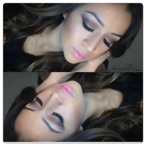 Smokey Eye and Eyeliner RC Cosmetics