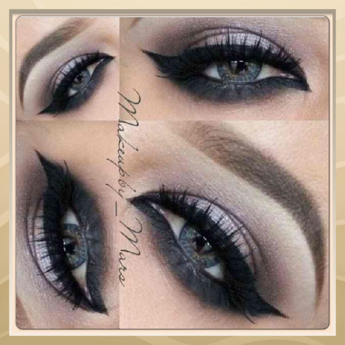 Smokey eye from RC Cos,etics