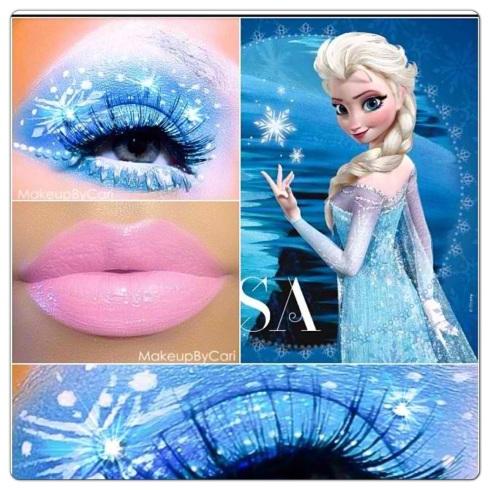 Beautiful eyeshadow and eyeliners from RC Cosmetics