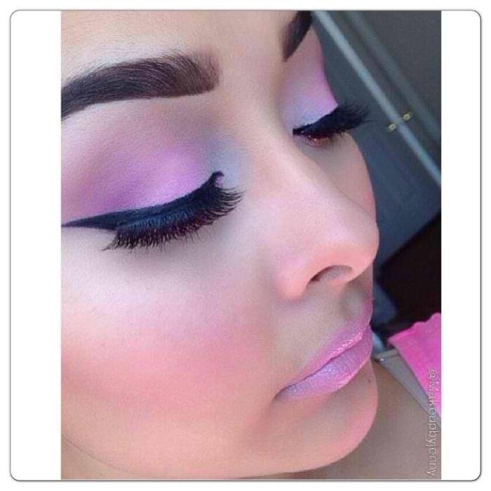 Pink Makeup RC Cosmetics