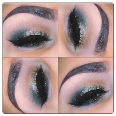 @beautyaddict111 for #rccosmetics using #black #gel #waterproof #eyeliner ✨✨✨💄💄💄www.rc-cosmetics.com 🎁🎁🎁