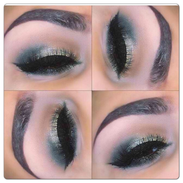 @beautyaddict111 for #rccosmetics using #black #gel #waterproof #eyeliner ✨✨✨💄💄💄www.rc-cosmetics.com 🎁🎁🎁