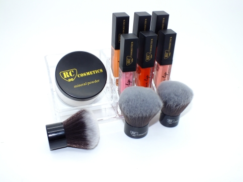 Light your Lip Gloss RC Cosmetics