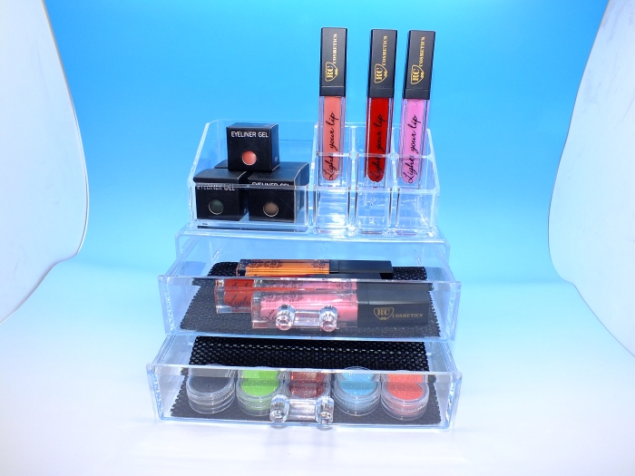 Two Drawer Makeup Royal Care Cosmetics